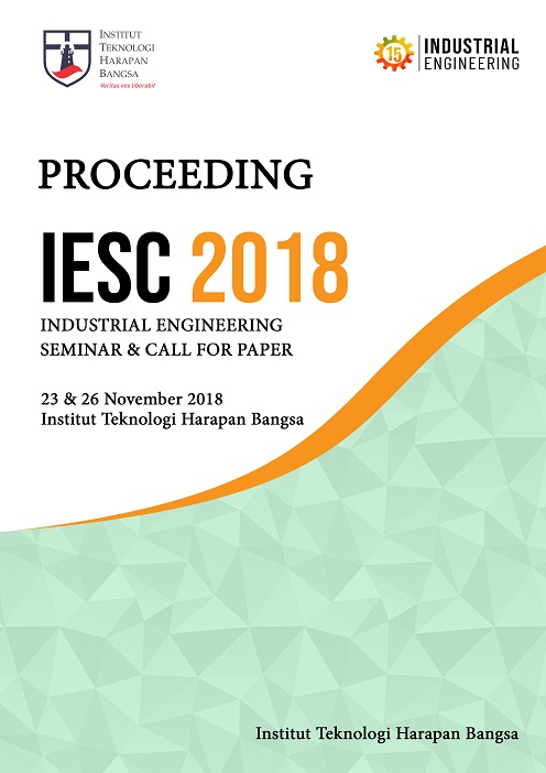 Cover Industrial Engineering Seminar and Call for Paper 2018